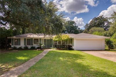 Alexandria LA Single Family Home For Sale: $249,900