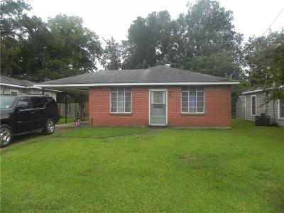 Alexandria LA Single Family Home For Sale: $115,000