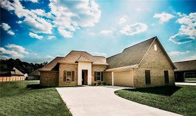 Woodworth Single Family Home For Sale: 126 St Abigail Ln