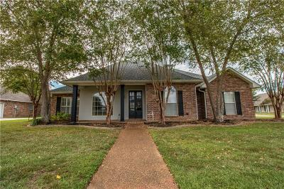 Alexandria Single Family Home For Sale: 6202 West Taylor Street