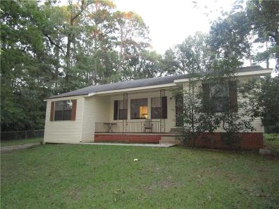 Natchitoches Single Family Home For Sale: 1849 Highway 6