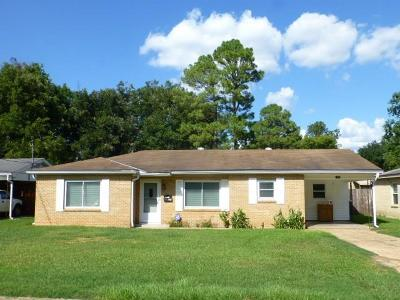 Alexandria LA Single Family Home For Sale: $111,500