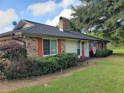 Alexandria LA Single Family Home For Sale: $265,000