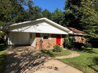 Natchitoches LA Single Family Home For Sale: $83,000