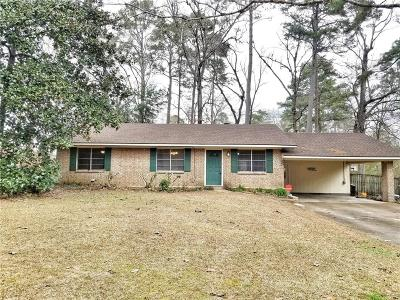 Pineville Single Family Home For Sale: 516 Ates Rd