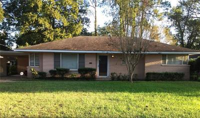 Alexandria LA Single Family Home For Sale: $119,000