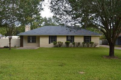 Woodworth Single Family Home For Sale: 242 Brookwood Drive