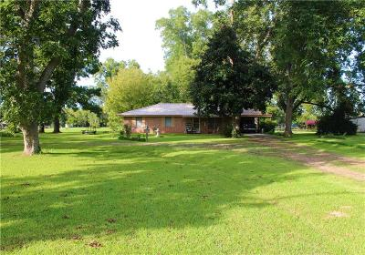 Natchitoches Parish Single Family Home For Sale: 318 Hwy 6