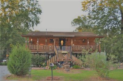 Single Family Home For Sale: 606 Hydes Landing
