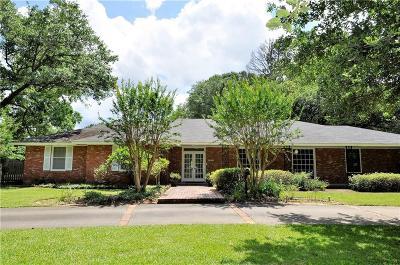 Alexandria LA Single Family Home For Sale: $349,900