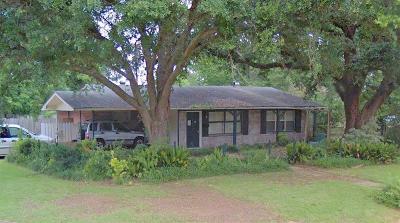 Alexandria LA Single Family Home For Sale: $49,000