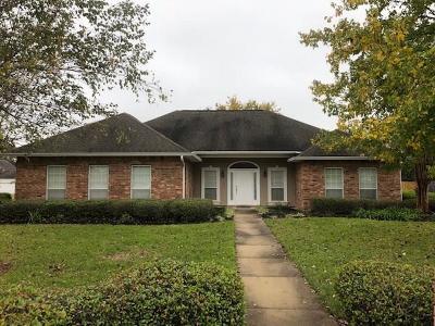 Alexandria LA Single Family Home For Sale: $269,900