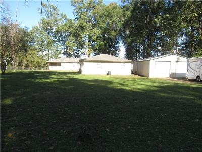 Natchitoches Single Family Home For Sale: 129 Johnson Lane