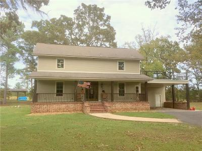 Single Family Home For Sale: 1108 W Bryant Road