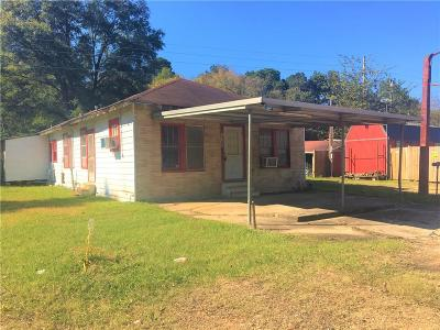 Natchitoches Single Family Home For Sale: 1978 Highway 6