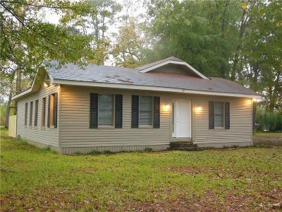Pineville Single Family Home For Sale: 1221 Cemetery Road
