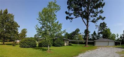 Pineville Single Family Home For Sale: 8364 Hwy 28