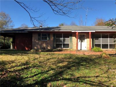 Natchitoches Parish Single Family Home For Sale: 318 Roy Sanders Rd.