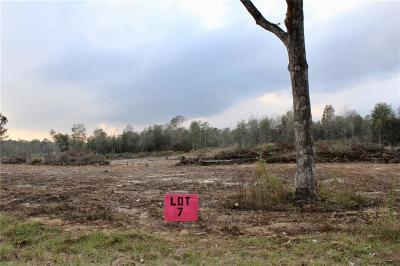 Residential Lots & Land For Sale: Lot # 7 Tbd