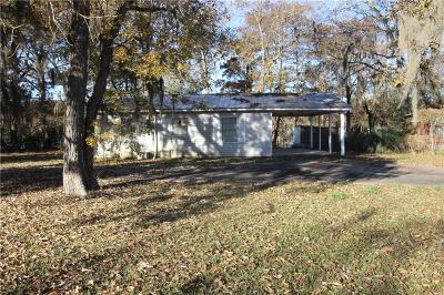 Single Family Home For Sale: 342 Dr Michel Road