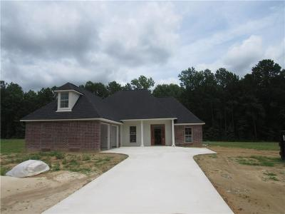 Natchitoches Single Family Home For Sale: 108 Eastin