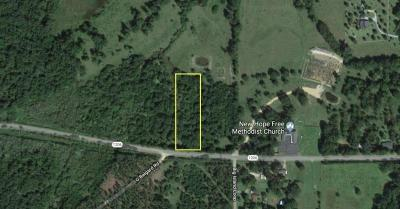 Residential Lots & Land For Sale: Hwy 1206