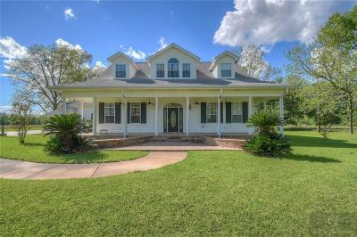 Natchez Single Family Home For Sale: 3014 Highway 484