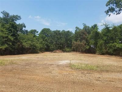 Residential Lots & Land For Sale: Old Pardue Road
