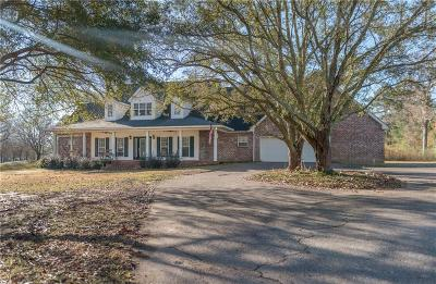 Pineville Single Family Home For Sale: 2477 Haphazard Loop