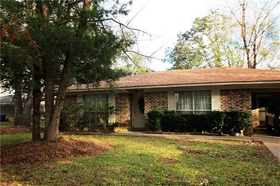 Natchitoches LA Single Family Home For Sale: $99,500