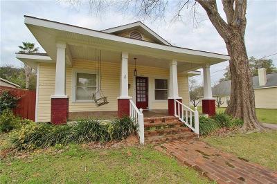 Alexandria LA Single Family Home For Sale: $159,000
