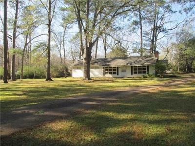 Ball Single Family Home For Sale: 402 Chandler Drive