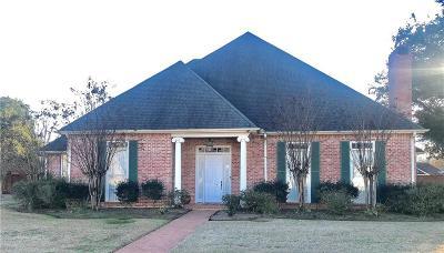 Alexandria LA Single Family Home For Sale: $495,000