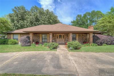 Natchitoches LA Single Family Home For Sale: $374,000