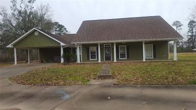 Ball Single Family Home For Sale: 4507 Pardue Road