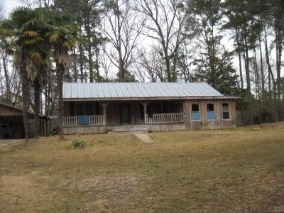 Pineville Single Family Home For Sale: 2825 Hwy 107