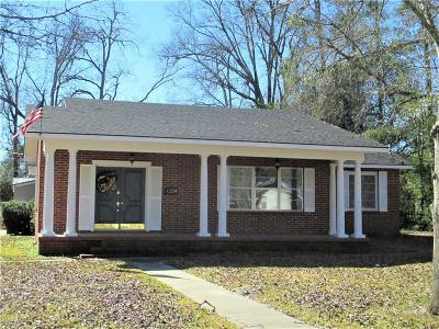 Winnfield Single Family Home For Sale: 1204 Maple Street
