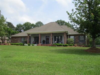 Pineville Single Family Home For Sale: 105 Domino Ridge Road