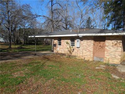 Many Single Family Home For Sale: 309 & 325 Trace