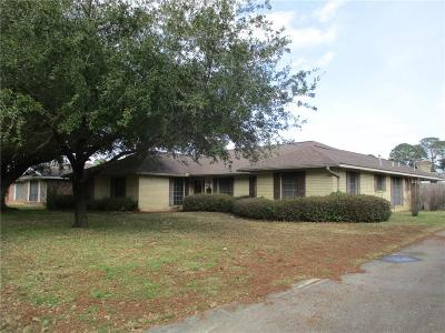 Alexandria LA Single Family Home For Sale: $219,900