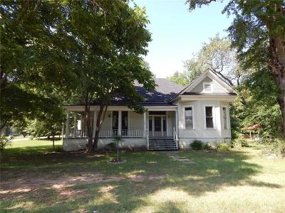 Robeline Single Family Home For Sale: 160 Cotton In
