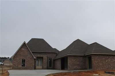 Pineville Single Family Home For Sale: 310 St. Landry Street