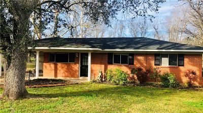 Alexandria LA Single Family Home For Sale: $120,000