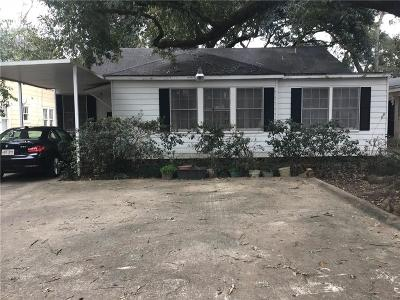 Alexandria LA Single Family Home For Sale: $100,000