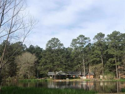 Single Family Home For Sale: 598 Denny Road