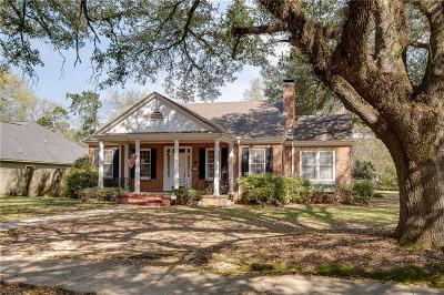 Alexandria LA Single Family Home For Sale: $250,000