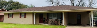 Natchitoches Single Family Home For Sale: 108 Royal Street