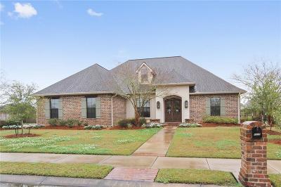 Alexandria Single Family Home For Sale: 6412 Arden Oaks Drive
