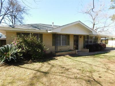 Alexandria LA Single Family Home For Sale: $133,500