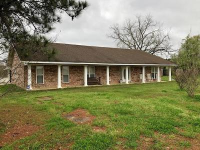 Robeline Single Family Home For Sale: 2832 Highway 478